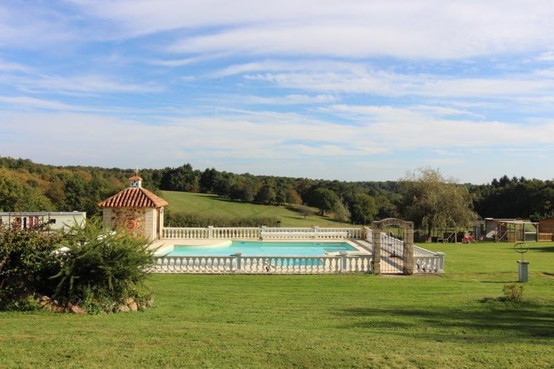 Deluxe sale house / villa Milhac de nontron 615000€ - Picture 5