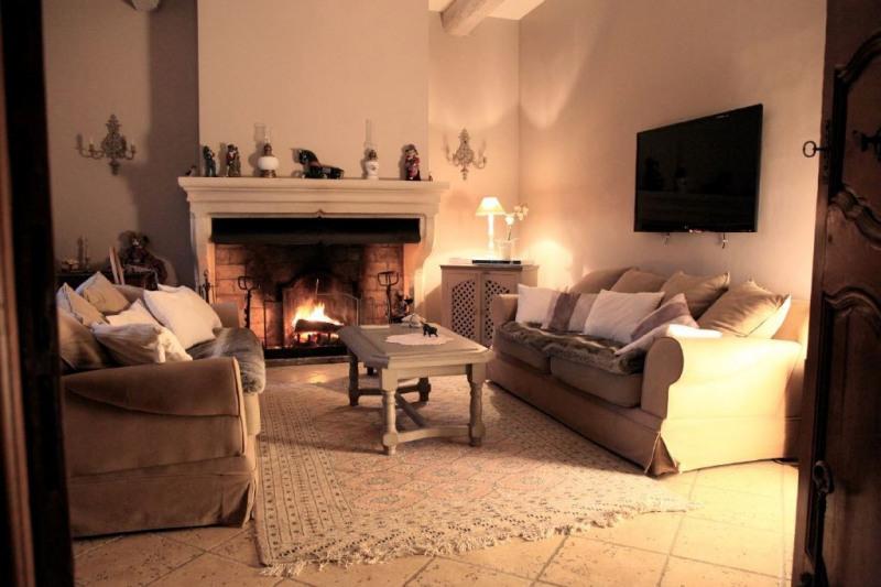 Verkoop van prestige  huis Rochefort du gard 625000€ - Foto 5