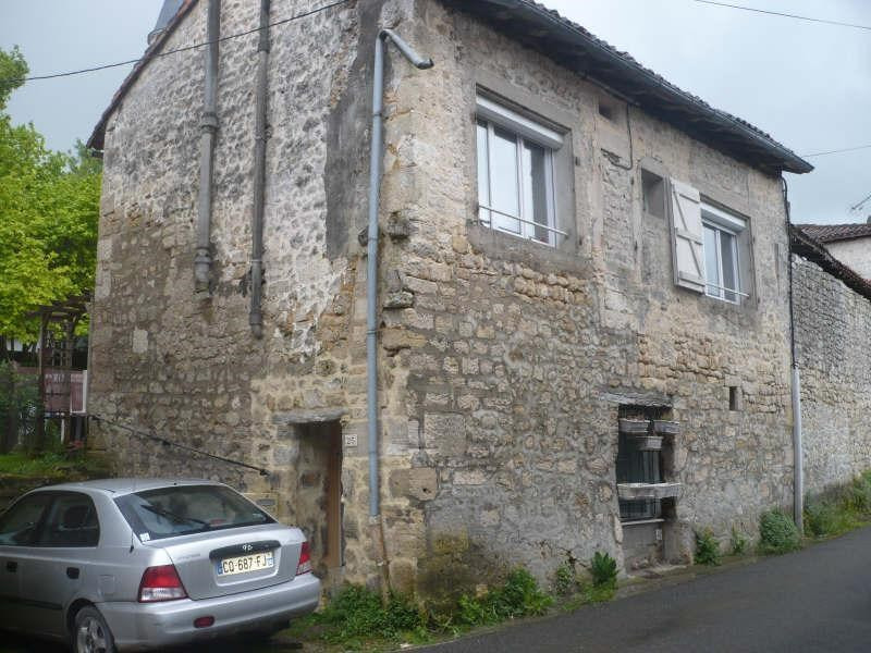 Investment property house / villa Mouthiers sur boeme 60 000€ - Picture 1