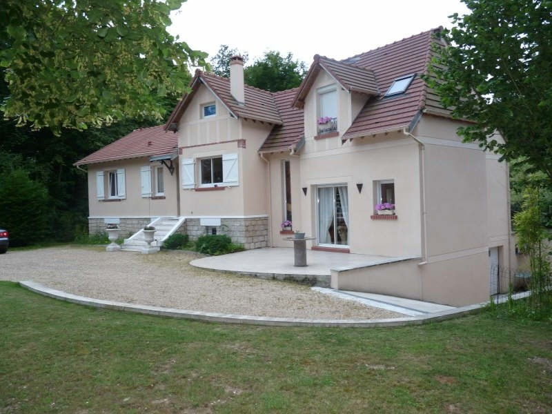Deluxe sale house / villa Lamorlaye 690000€ - Picture 1
