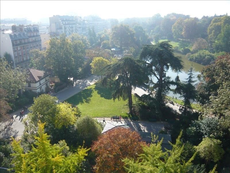 Vente de prestige appartement Paris 14ème 1300000€ - Photo 1