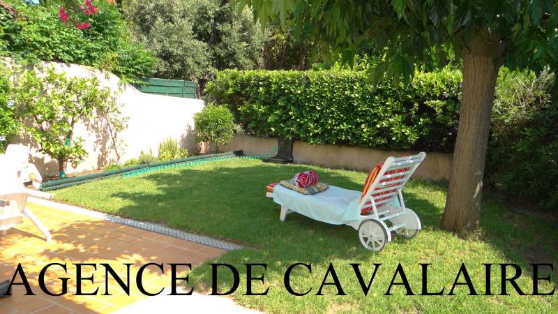 Vente maison / villa Cavalaire 349500€ - Photo 1