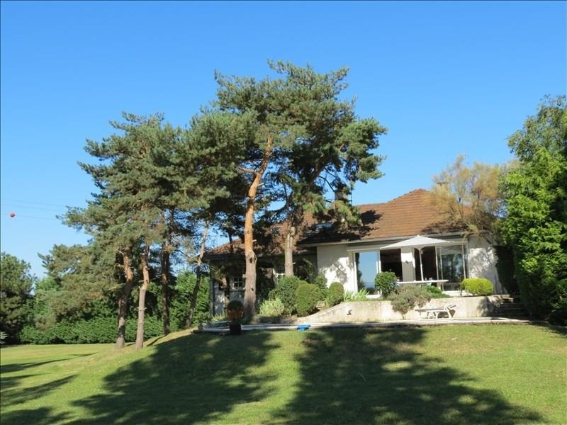 Sale house / villa St romain la motte 329000€ - Picture 1