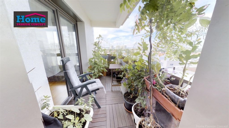 Vente appartement Nanterre 420 000€ - Photo 3