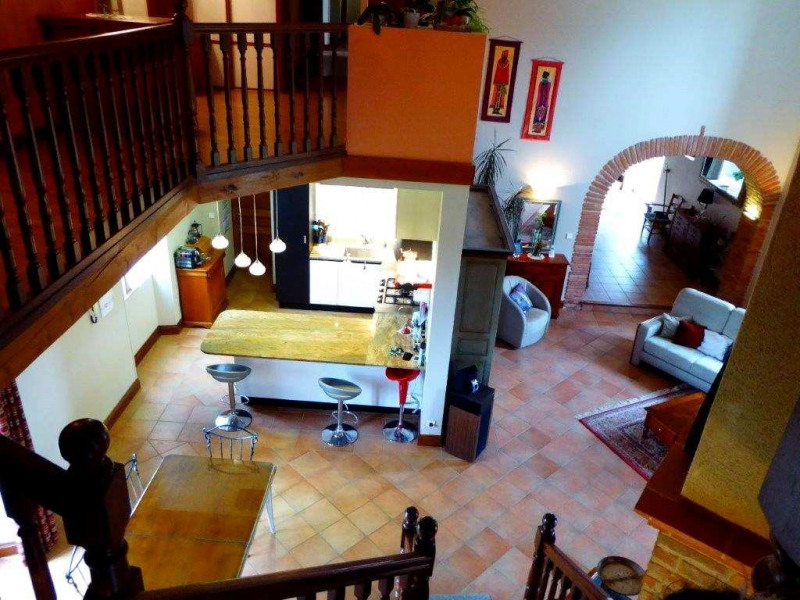 Deluxe sale house / villa Montrabe secteur 819000€ - Picture 5