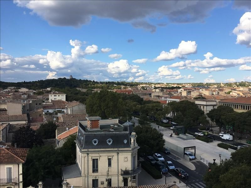 Location appartement Nimes 403€ CC - Photo 1
