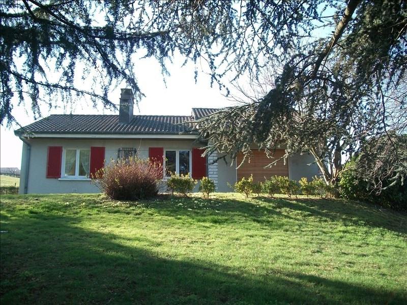 Rental house / villa Bessenay 918€ CC - Picture 1