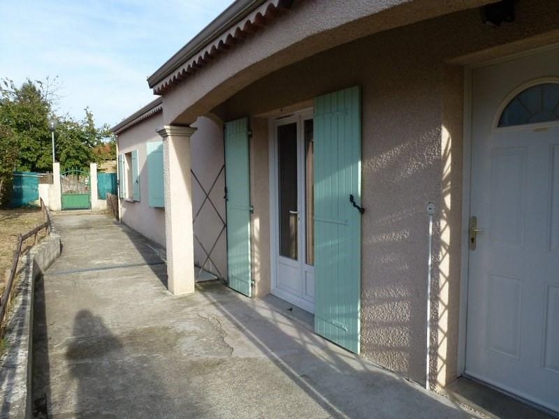 Sale house / villa La motte de galaure 185000€ - Picture 1
