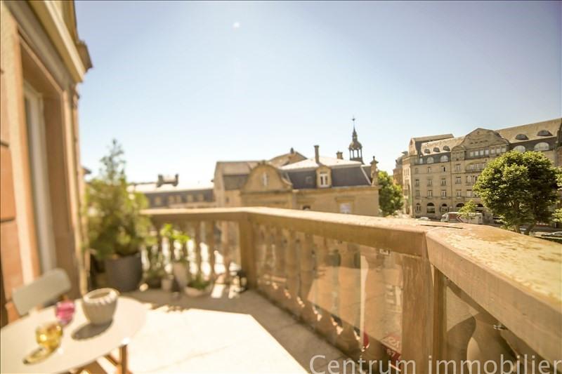 Vente de prestige appartement Metz 550000€ - Photo 3