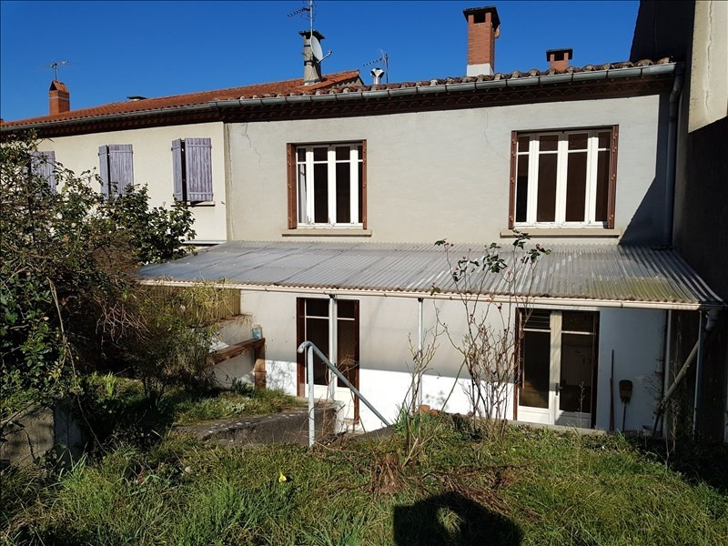 Vente maison / villa Secteur de mazamet 110 000€ - Photo 1