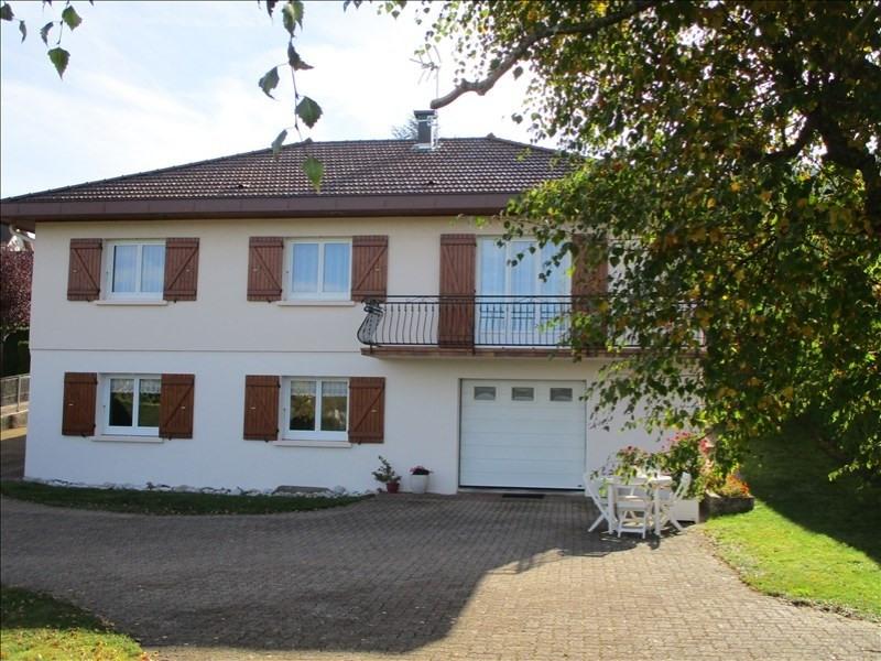 Vente maison / villa Oyonnax 220000€ - Photo 2