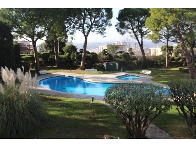 Vente appartement Nice 440000€ - Photo 2