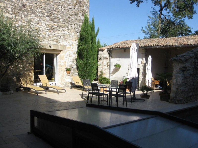 Deluxe sale house / villa Uzès 990000€ - Picture 3