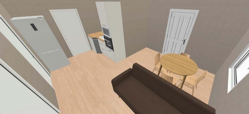 Sale apartment Haguenau 108000€ - Picture 1