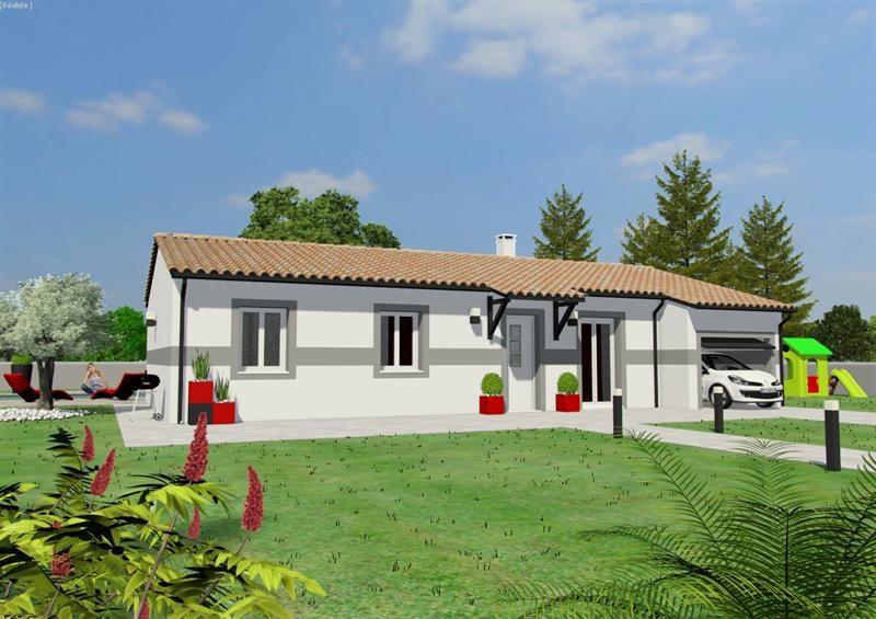 Maison  5 pièces + Terrain 1800 m² Lafrançaise par maisons coté soleil