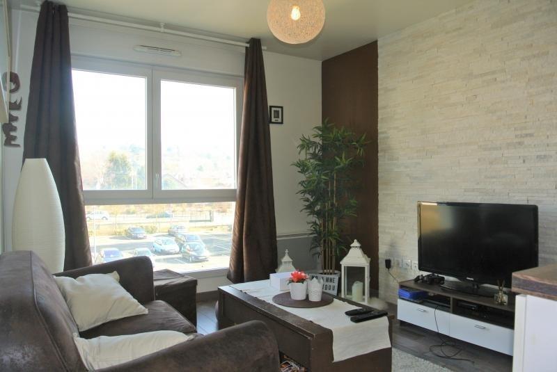 Vente appartement Taverny 163000€ - Photo 1