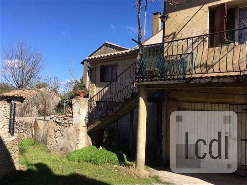 Vente maison / villa St victor la coste 195000€ - Photo 2