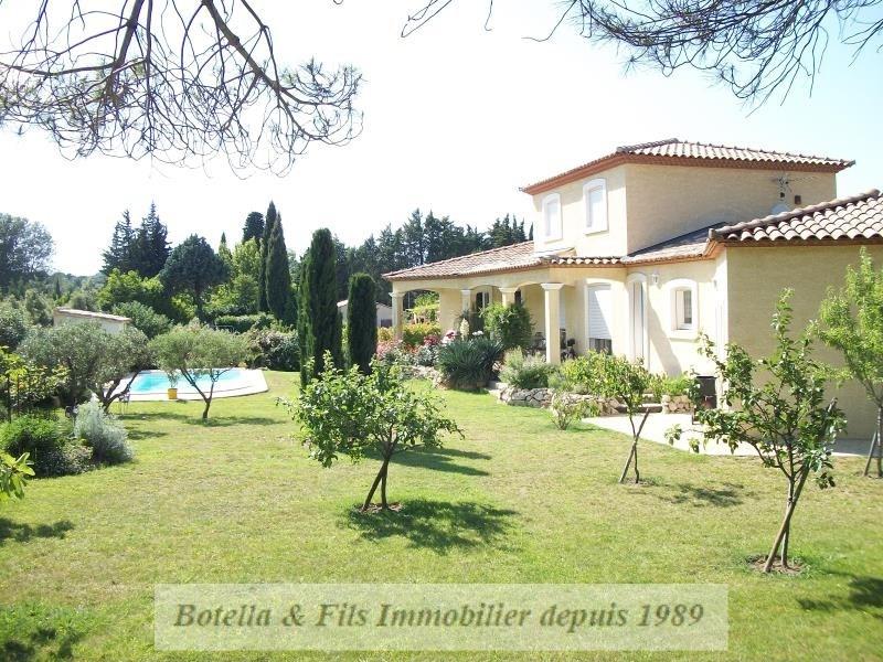 Vente de prestige maison / villa Tavel 515000€ - Photo 1