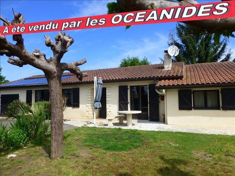 Vente maison / villa St martin de seignanx 261500€ - Photo 1