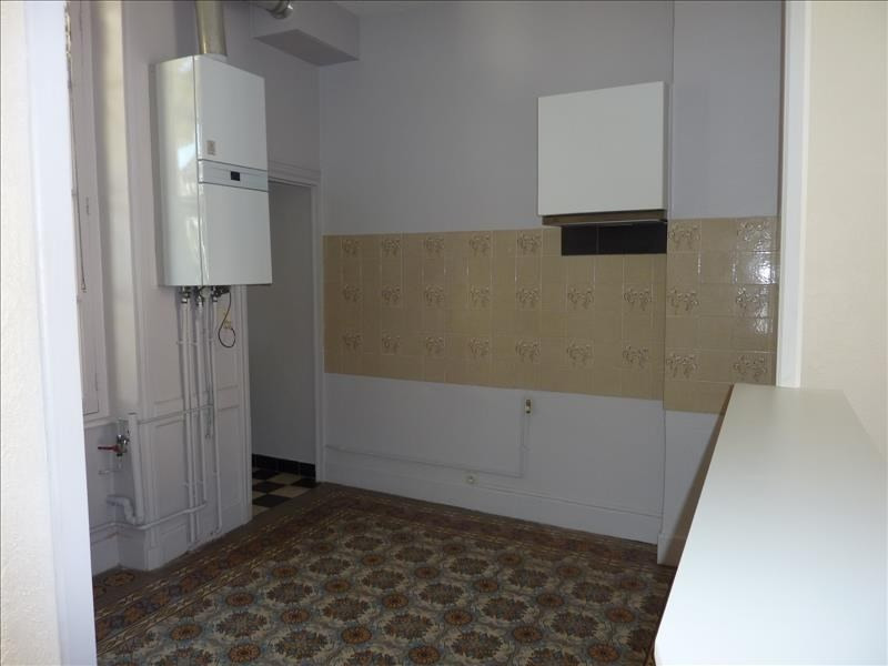 Rental apartment Roanne 460€ CC - Picture 4