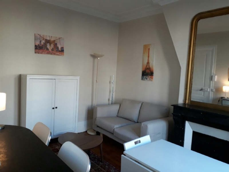 Rental apartment Paris 14ème 1 255€ CC - Picture 2