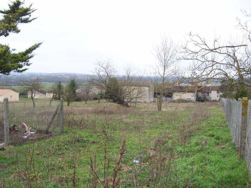 Vente terrain Aigre 34100€ - Photo 3