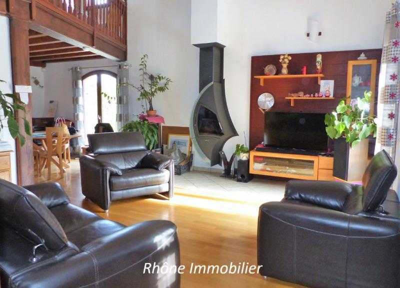 Vente maison / villa Villette d anthon 439000€ - Photo 5