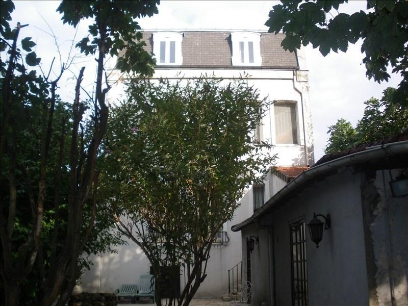 Vente maison / villa Sannois 472500€ - Photo 1