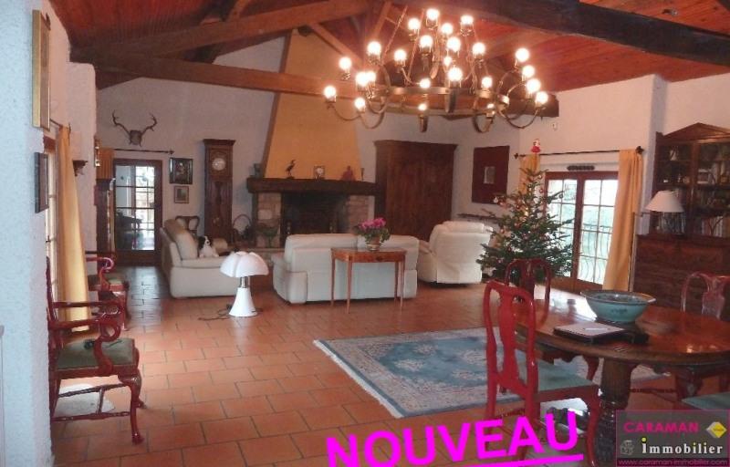 Vente maison / villa Puylaurens  secteur 425000€ - Photo 1
