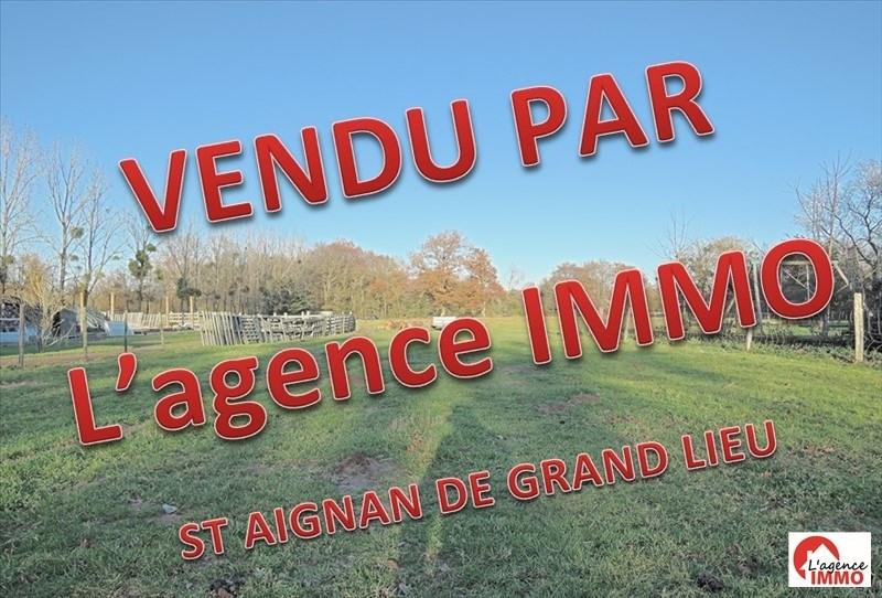 Vente terrain St leger les vignes 96500€ - Photo 1