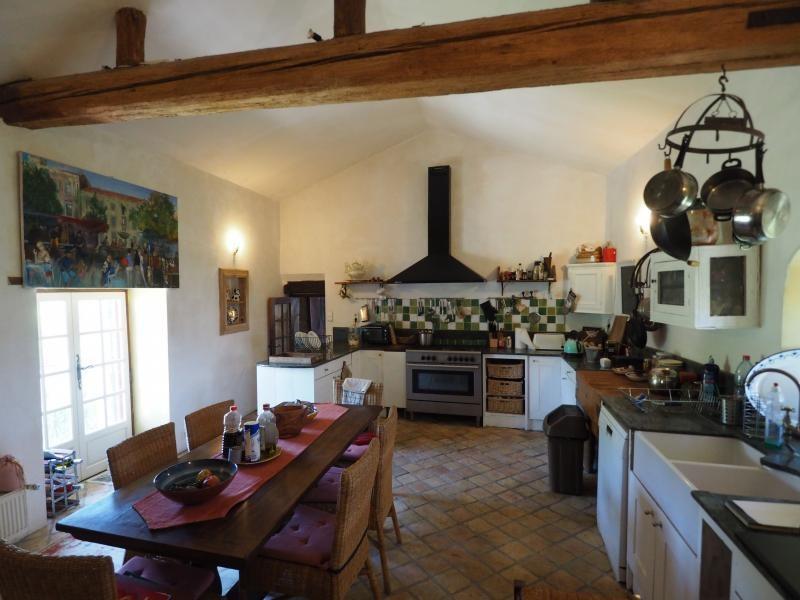 Vente de prestige maison / villa Goudargues 580000€ - Photo 6