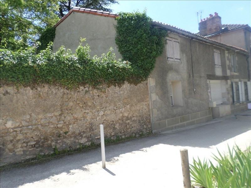 Location maison / villa Lussac les chateaux 500€ +CH - Photo 1