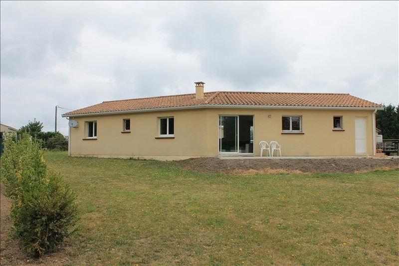 Sale house / villa Langon 171000€ - Picture 1