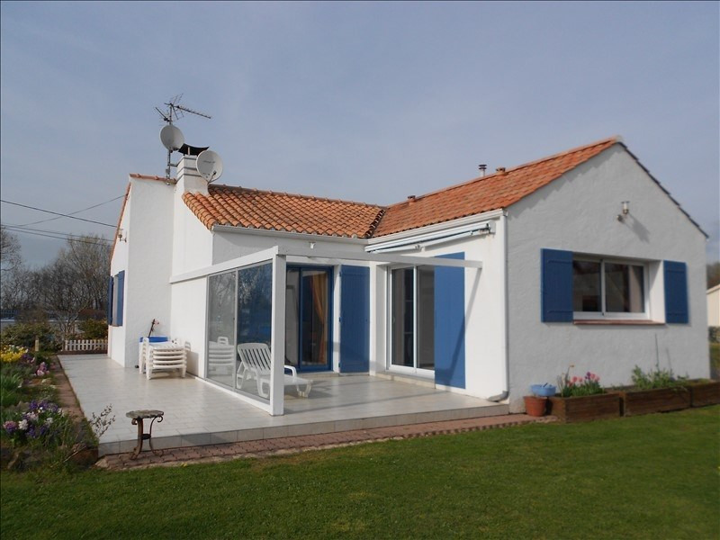 Sale house / villa St jean de monts 299000€ - Picture 2