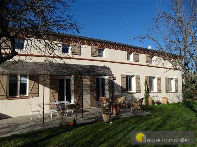 Deluxe sale house / villa L'isle jourdain 628000€ - Picture 1