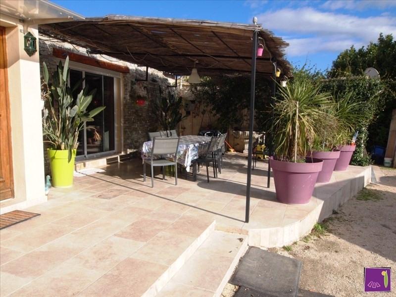 Vente maison / villa Uzes 315000€ - Photo 2
