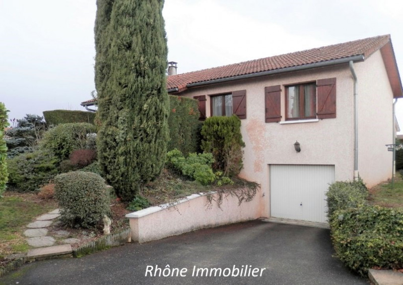 Vente maison / villa Meyzieu 373 000€ - Photo 1