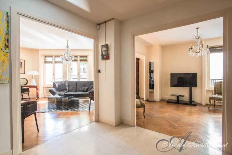Vente de prestige appartement Lyon 6ème 650 000€ - Photo 4