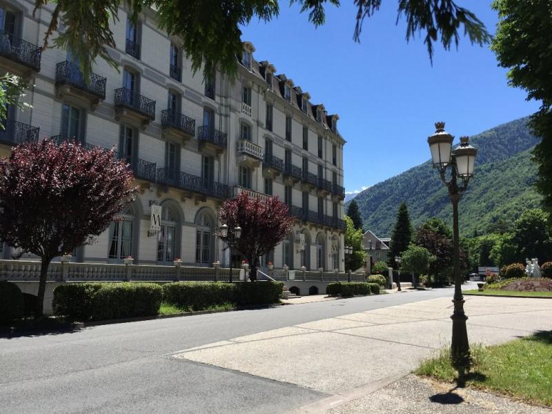 Vente appartement Bagneres de luchon 88000€ - Photo 1