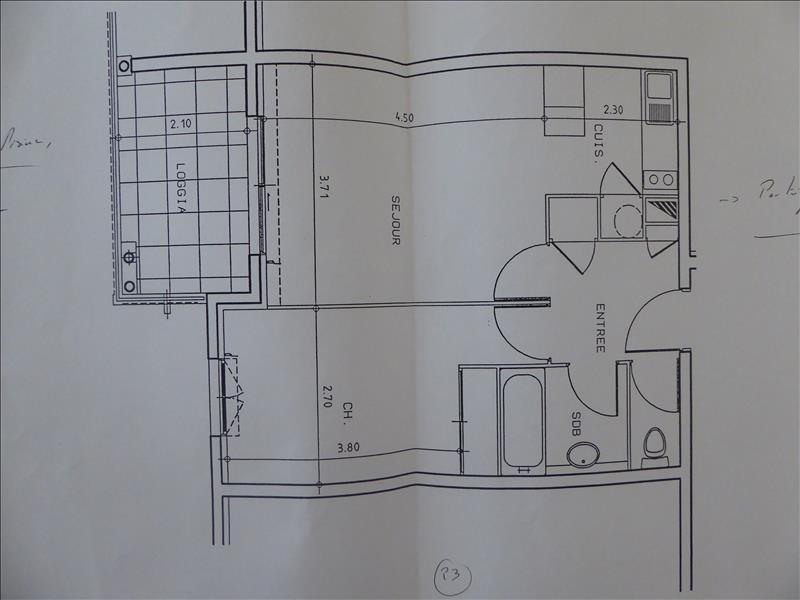 Sale apartment Nimes 153000€ - Picture 4