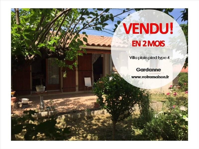 Vente maison / villa Gardanne 299000€ - Photo 1