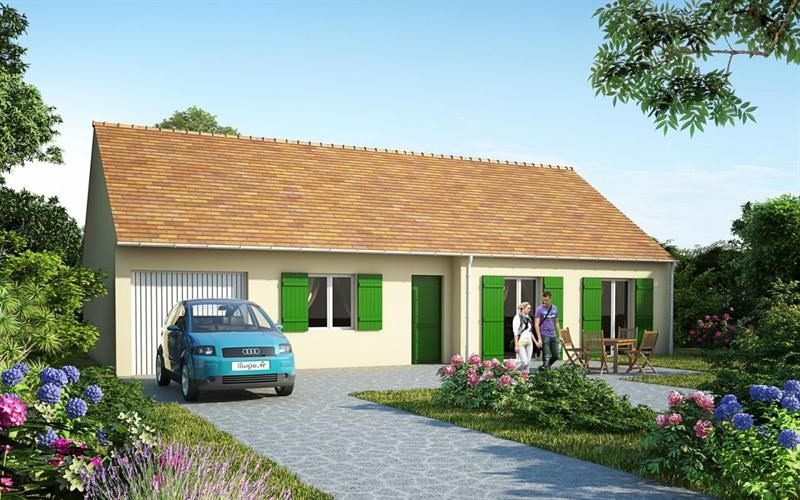 Maison  4 pièces + Terrain 705 m² Moult par maisons pierre