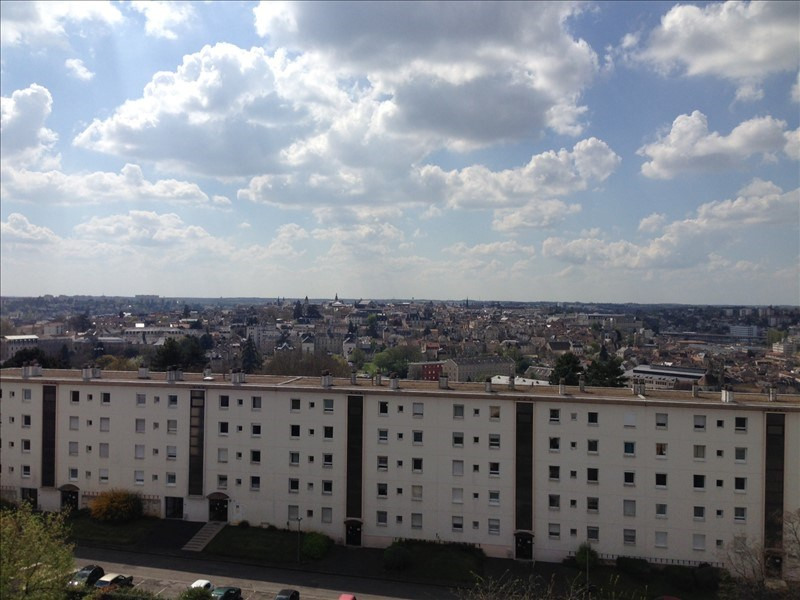 Sale apartment Poitiers 54800€ - Picture 1