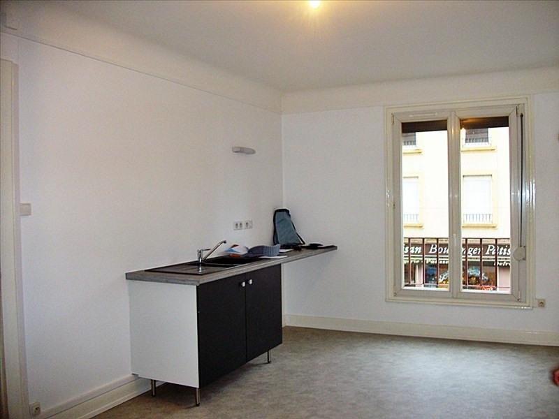 Rental apartment Raon l etape 435€ CC - Picture 1