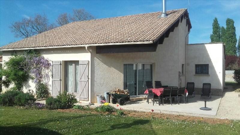 Vente maison / villa Celle levescault 198000€ -  1