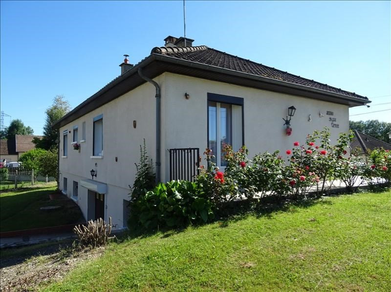 Sale house / villa Bouranton 159900€ - Picture 2