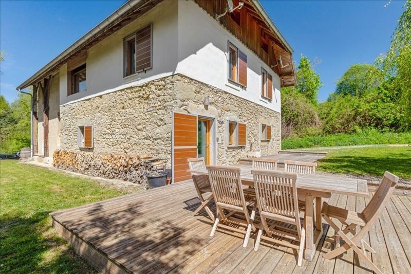 Vente maison / villa Menthonnex sous clermont 525000€ - Photo 2