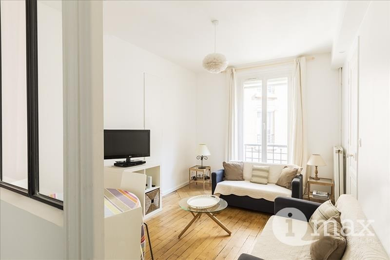 Vente appartement Levallois perret 350000€ - Photo 1