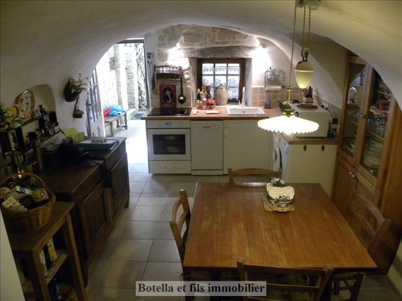 Vente maison / villa Goudargues 112000€ - Photo 5