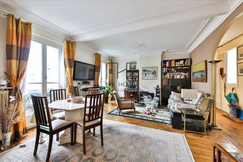 Vente appartement Paris 17ème 730 000€ - Photo 1